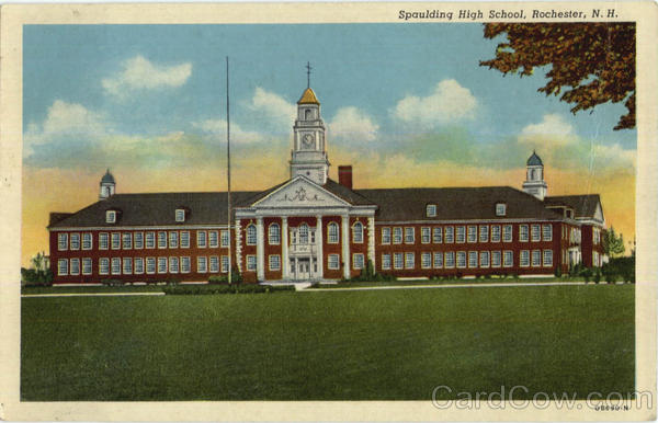 Spaulding High School Rochester New Hampshire