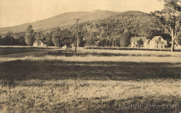 Mount Stinson, N. E. F. E Conference Grounds Rumney Depot New Hampshire