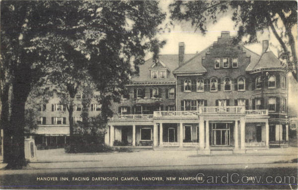Hanover Inn New Hampshire