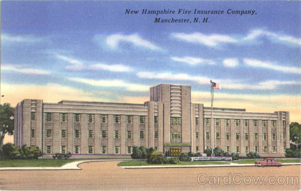 New Hampshire Fire Insurance Company Manchester
