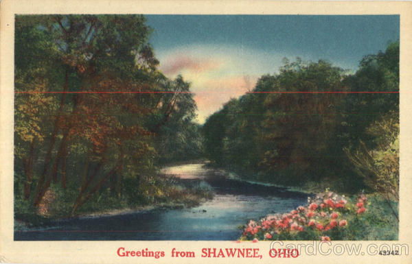 Greetings From Shawnee Ohio