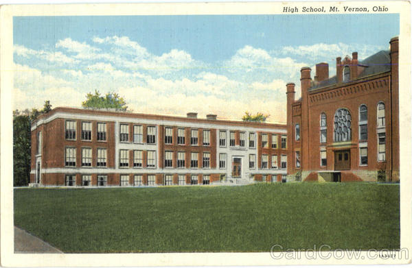 High School Mount Vernon Ohio
