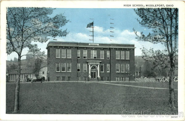 High School Middleport Ohio