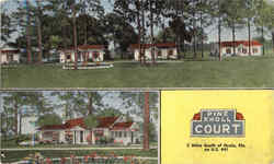 Pine Knoll Tourist Court