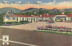Golf Motel, Montecito
