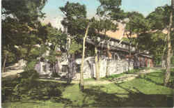 Asilomar Resort Hotel Postcard