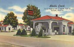 Black's Court, U. S. Highway 60