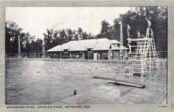 Swimming Pool, Shields Park