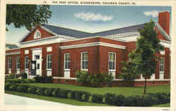 The Post Office, Columbia County