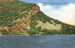 The Indian Head Legend Postcard