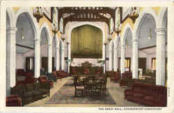 The Great Hall Coudersport Consistory