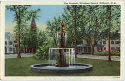 The Fountain , Woodman Square