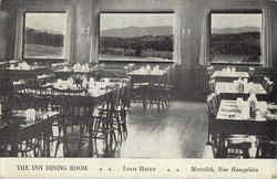 The Inn Dining Room , Loch Haven