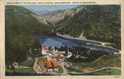 Aerial View Of The Balsams