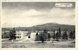 The Ellinwood, Route 12 Postcard