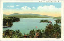 Burkehaven Bay , Lake Sunapee