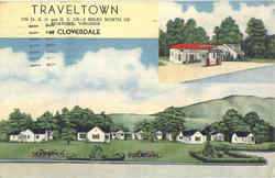 Traveltown, On U. S. 11 and U. S. 220