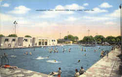 Swimming Pool, Schoonover Park