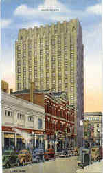 Cook Tower Postcard