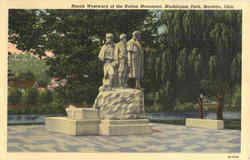 March Westward Of The Nation Monument, Muskingum Park