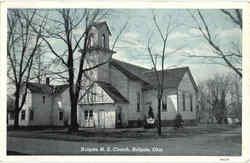 Holgate M. E. Church