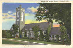 Pierce Hall, Kenyon College