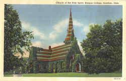 Church Of The Holy Spirit, Kenyon College