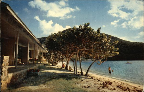 Camel Bay Plantation Saint John Virgin Islands Caribbean Islands