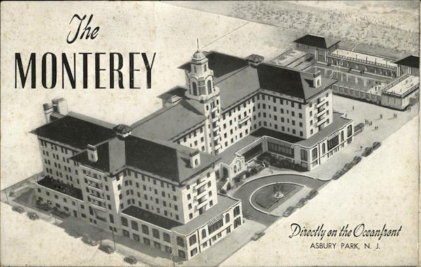 The Monterey Asbury Park New Jersey