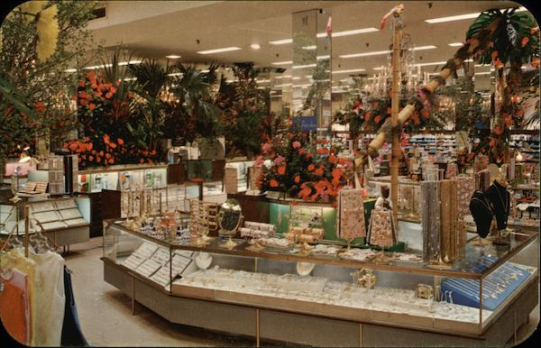 Hess S Department Store Annual International Flower Show