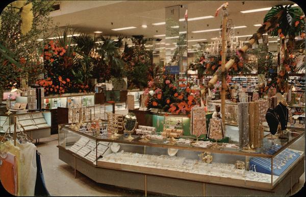 Hess S Department Store Annual International Flower Show