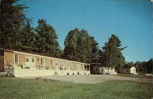 Birchwood Motel Camden Maine