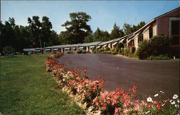 Town Line Motel Meredith New Hampshire
