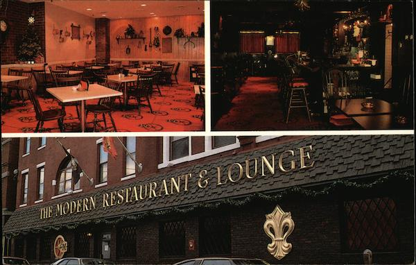 The Modern Restaurant and Lounge