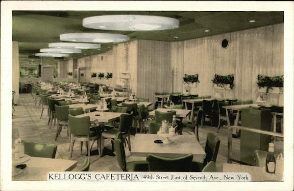 Kellogg's Cafeteria New York