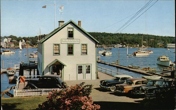Boothbay Harbor Yacht Club Maine