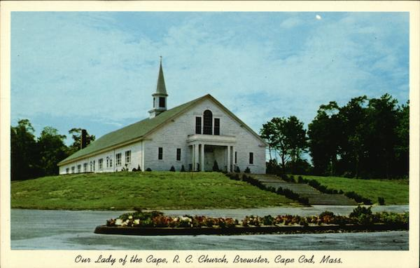 Our Lady of the Cape Roman Catholic Church Brewster Massachusetts