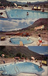 Red Cliff Motel, St. Vrain River