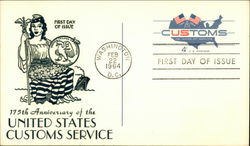 175th Anniversary of the United States Customs Service