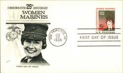Women Marines - 25th Anniversary 1943-1968