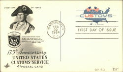 United States Customs Service - 175th Anniversary