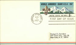World Jamboree - Idaho - Boy Scouts 1967
