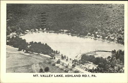 Mt. Valley Lake, Ashland Rd. 1, Pa.