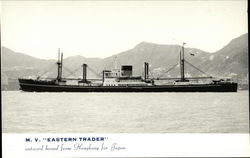 M.V. Eastern Trader - The Indo-China Steam Navigation Company
