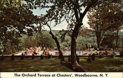 The Orchard Terrace at Chesters'