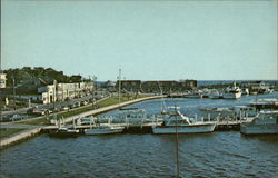 Picturesque Bay Street and Little Narragansett Bay
