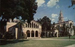 Rollins College with Knowles Memorial Chapel