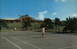 Holiday Inn, Mamora Bay Postcard