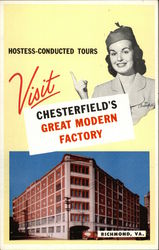 Chesterfield's Cigarette Factory