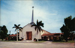 Community Presbyterian Church Postcard